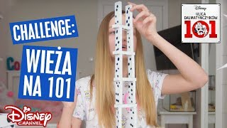Cookie Mint w Disney Channel | Challenge:  Wieża na 101 | Ulica Dalmatyńczyków 101