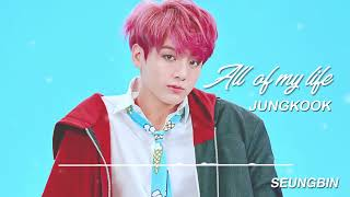 BTS Jungkook – All of my life (COVER)