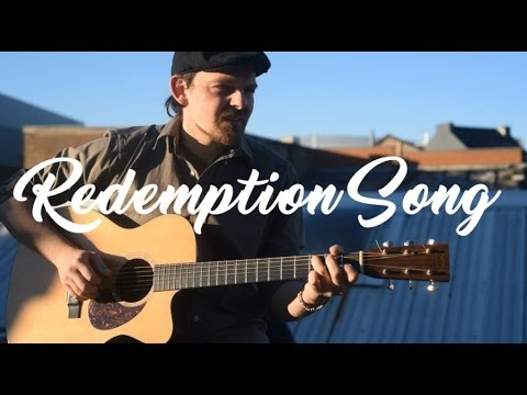 Bob Marley - Redemption Song (Cover HD)