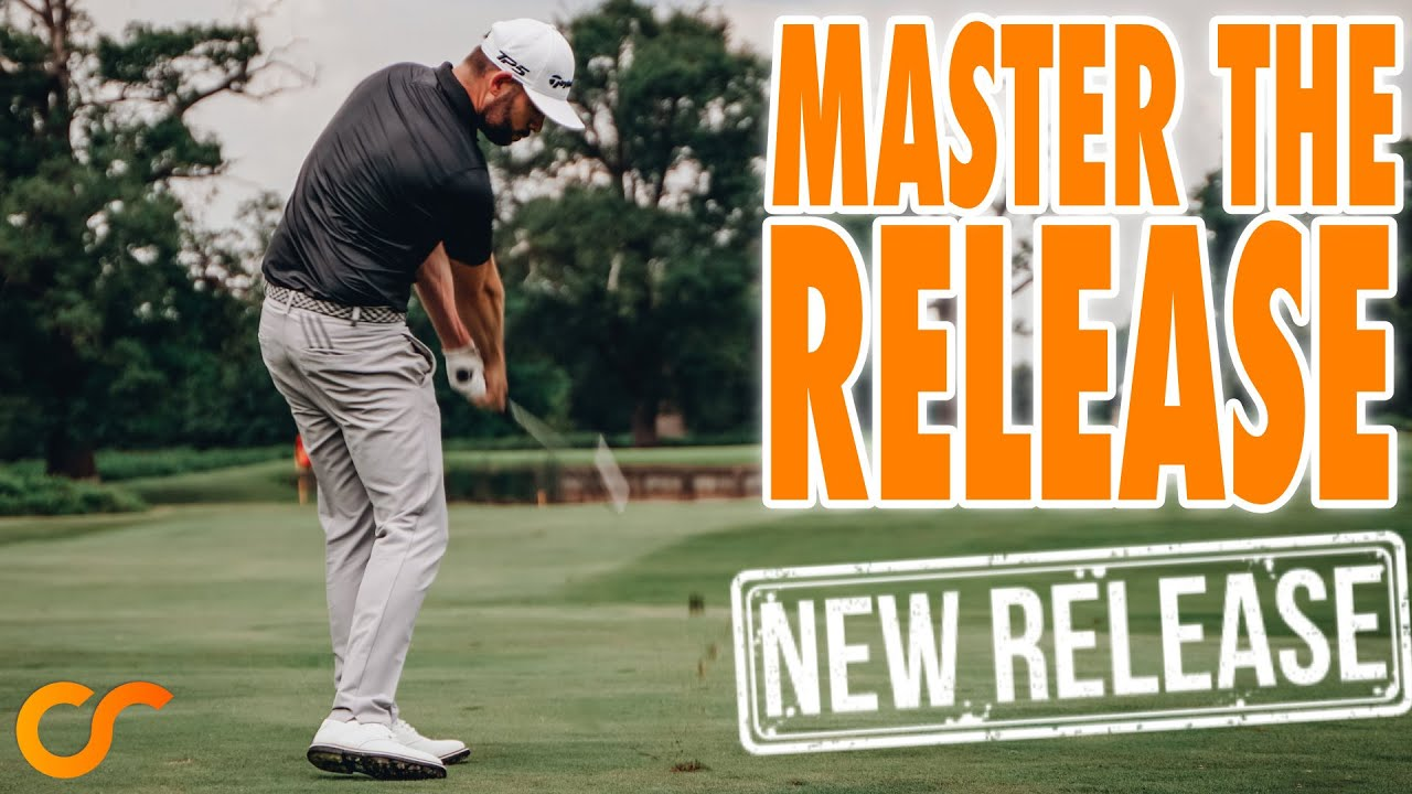 MASTER THE RELEASE - SIMPLE, EFFECTIVE RELEASE DRILL FOR THE GOLF SWING