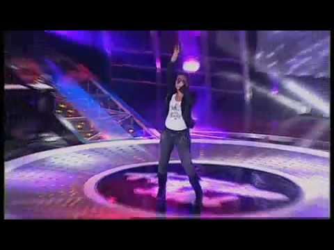 Jessica Mauboy - Walk Away (Australian Idol 2006)