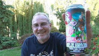 Josh the Guava King - Clown Shoes - Beer Review 580