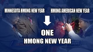 SUAB HMONG NEWS:  Plan to merge two Hmong New Year into one in Minnesota 2017-18