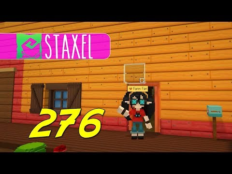 Staxel - Let's Play Ep 276 - TOO MANY ZEROES |