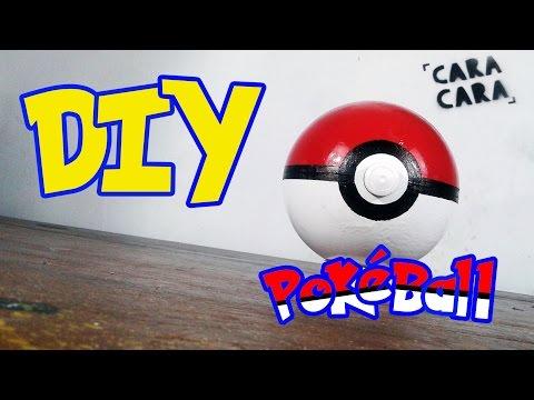 How To Make Pokeball