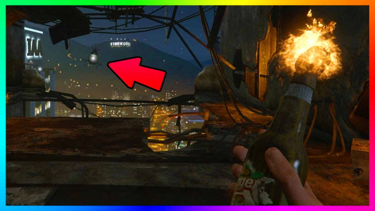 Incredible Gta Online Secret Locations You Need To Know New Gta 5