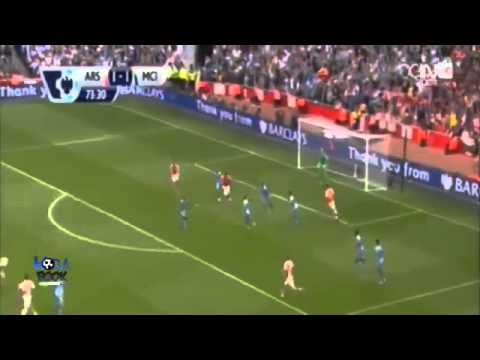 Download Arsenal vs Manchester City 2 2 All Goals and Highlights 13 9 2014 HD
