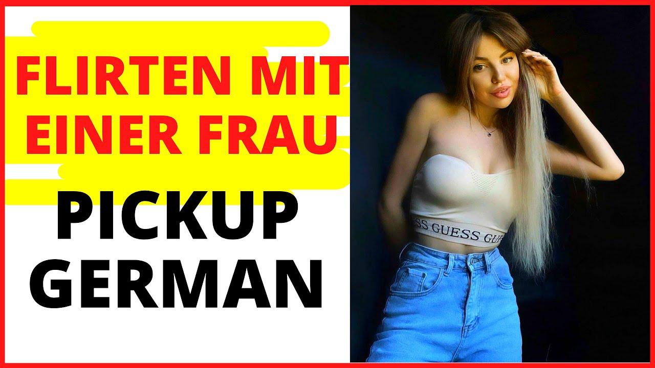 Deutsche frauen flirt
