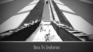 Mac en BMX vs Zentorno