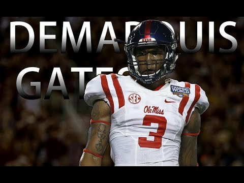 """Draft Sleeper"" - DeMarquis Gates Official Ole Miss Highlights ᴴᴰ"