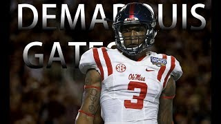 quotDraft Sleeperquot - DeMarquis Gates Official Ole Miss Highlights
