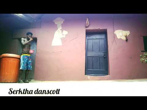 👏👏Afro beat dance by Ghana dancer Serktha Danscott 💕💕💕💕