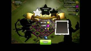 100_Minion_Attack_Clash_of_Clans