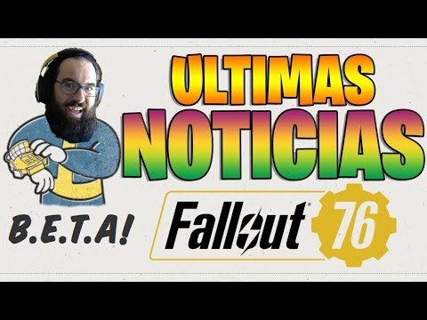 B.E.T.A ANUNCIADA! ULTIMAS NOTICIAS! FALLOUT 76 thumbnail