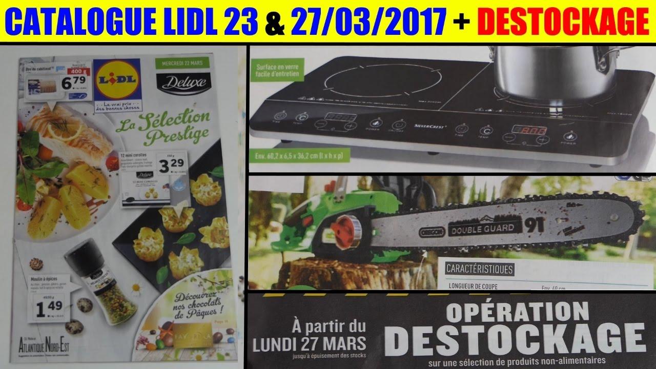 Catalogue lidl 23 03 17 27 03 17 cuisine jardin for Catalogue jardin lidl 2016