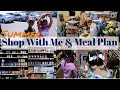 Summer Grocery Shop With Me & Meal Plan