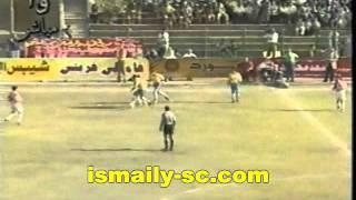 مباراة سيدات الاسماعيلي و المعادن 99