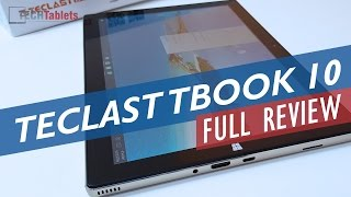 Teclast Tbook 10 Review - Full Detailed Review