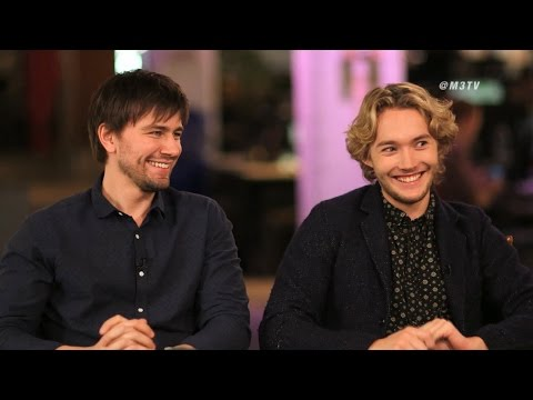 M3: Extended Interview with Reign Stars Toby Regbo & Torrance Coombs