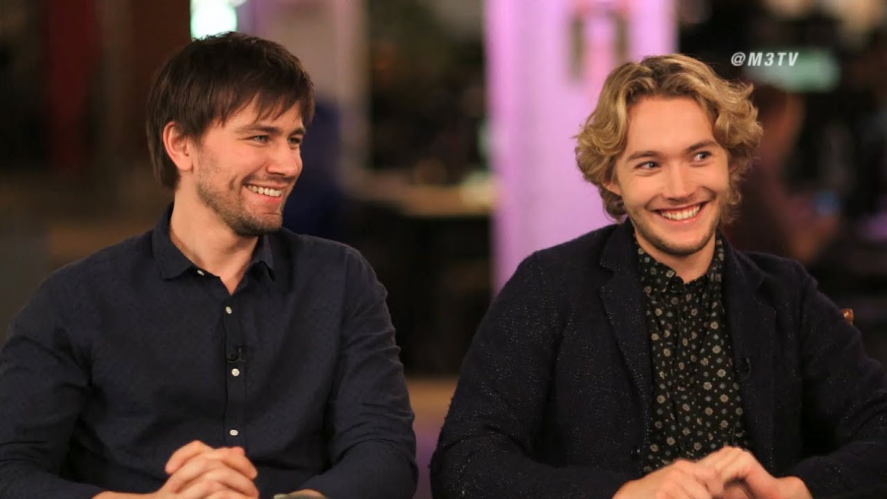 m3 extended interview with reign stars toby regbo