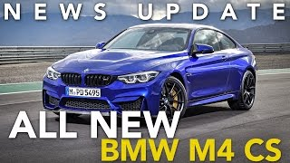 BMW M4 CS, Tesla Pricing, Fate of the Furious Mini Review and More: Weekly News Roundup