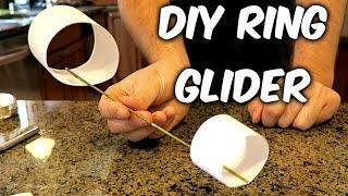 DIY Hoop Glider