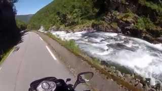 Trolltour 2013 - 4300km mit dem Motorrad durch Norwegen