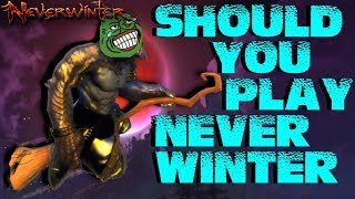 SHOULD YOU PLAY Neverwinter 2018