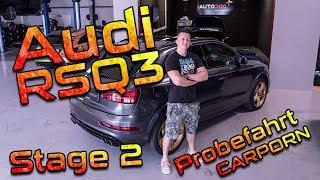 Audi RSQ3 | Stage 2 + Probefahrt | SimonMotorSport |