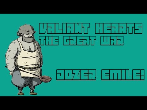 DOZER EMİLE YAPMIŞLAR! - Valiant Hearts: The Great War - #1