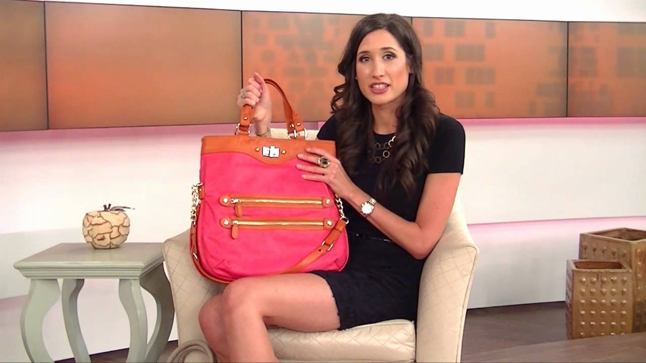 bc729096a Danielle Nicole's Handbag Inspiration - YouTube