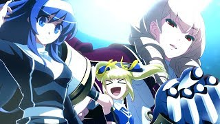 Under Night In-Birth Exe:Late[st] - Console Opening Movie
