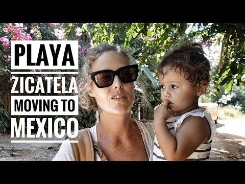 PLAYA ZICATELA, PUERTO ESCONDIDO, MEXICAN BEACH VACATION