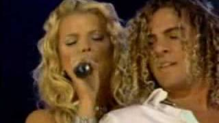 Jessica Simpson & David Bisbal