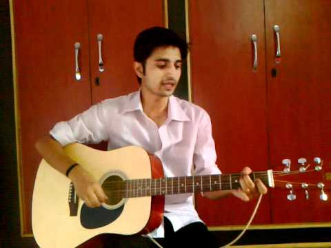 Pichle saat dino mien (Rock On) by harsh (Cover + tutorial + chords ...