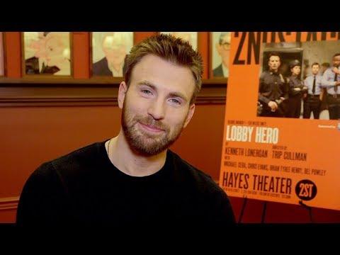 Meet Chris Evans, Michael Cera, and Kenneth Lonergan in Broadway's Lobby Hero