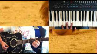 James Blunt - Out of my mind (DEMO version) - Instrumental Cover by me
