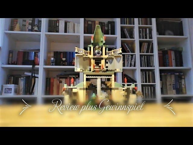 Set von 2002!!! Lego Harry Potter 4729- Dumbledore's Office- Review- GEWINNSPIEL