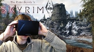 Repeat youtube video SKYRIM + OCULUS RIFT | EVERYTHING'S SO BIG!!