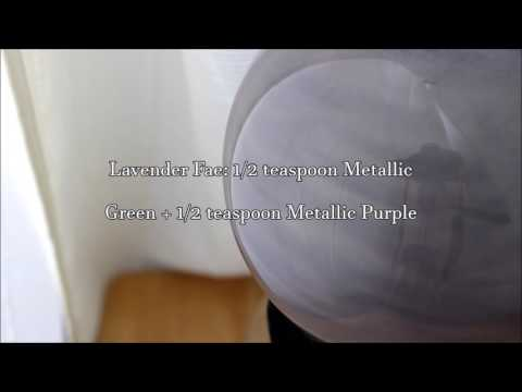 Fortune Teller's Magic Orb: More Colors To Try #FortuneTellers