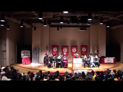 Capitol Technology University Investiture