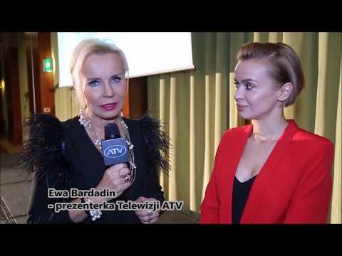Prowadząca Galę i event otwarcia  BUSINESS TIGERS CLUB 24 11 2017   Ewelina Rydzyńska