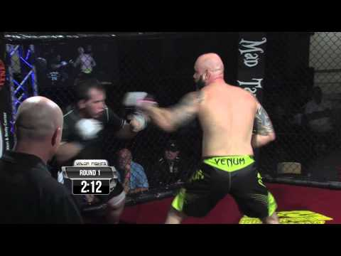 Valor Fights Apex 7 Fight 6 Ben Rowland Vs Bert Jones