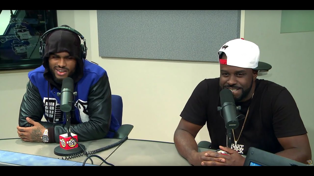 36950441 Dave East Freestyles On Funk Flex Part 2 !! - YouTube