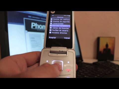 Motorola Gleam - Resetear / Reestablecer / Hard reset / Recovery mode - Phone&Cash