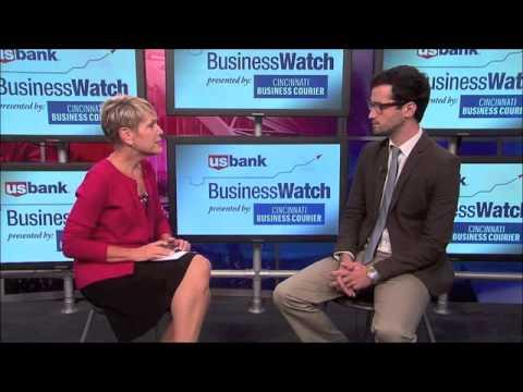 Cincinnati Shortage of IT Professionals to Fill Tech Jobs - U.S. Bank Business Watch - 9/15/13