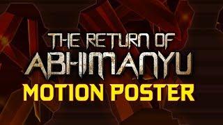The Return of Abhimanyu (Irumbu Thirai) 2018 Official Motion Poster | Vishal, Samantha, Arjun Sarja