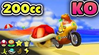 Mario Kart Wii 200cc KNOCKOUT Tournament