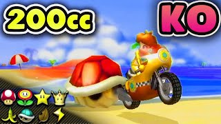 Mario Kart Wii 200cc KNOCKOUT Tournament
