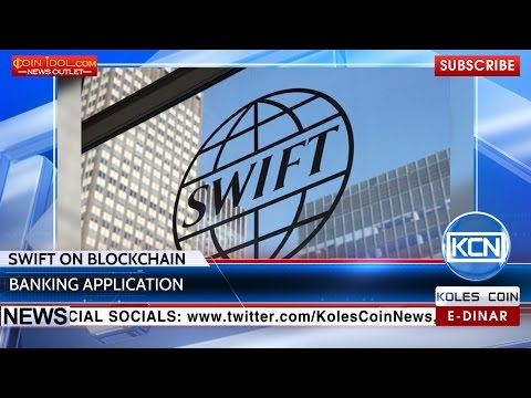 KCN: Swift is building a blockchain app